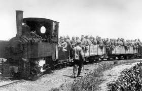 WW1 Era light railway