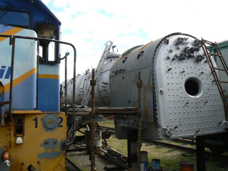 Boiler Cladding