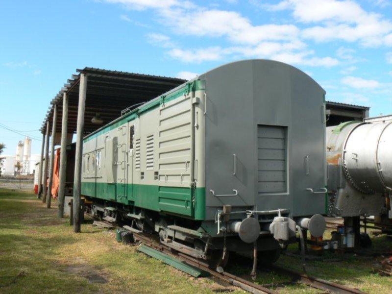 TGV' CREW CAR