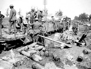 Unloading Ammo
